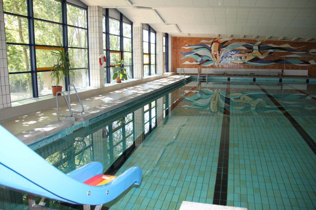 Schwimmhalle Sollstedt